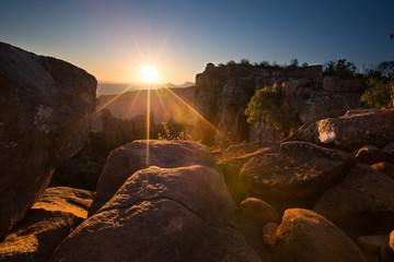 Valley of Desolation in Camdeboo National Park near Graaff-Reine