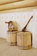 The image of sauna accessory