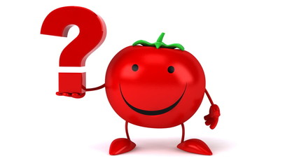 Fun tomato