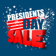 Presidents Day Vector Background - 77574655