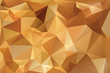 Abstract geometric polygon pattern