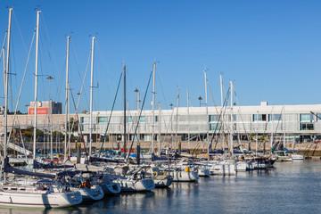 Yachts in Lisbon
