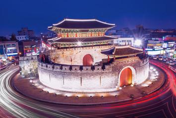 Paldalmun Gate in Korea