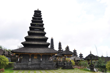 Balinese Temple, Indonesia