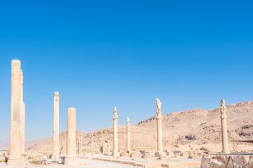 Persepolis in northeast Shiraz, Iran.