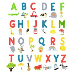 ABC vector design