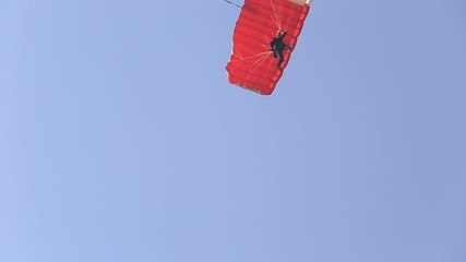 extreme sport parachute