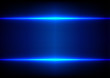 abstract blue light effect background - 77589638