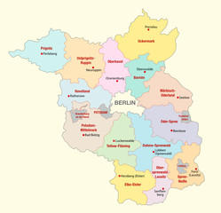 brandenburg administrative map