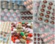 médicaments, cachets, comprimés, gélules, capsules
