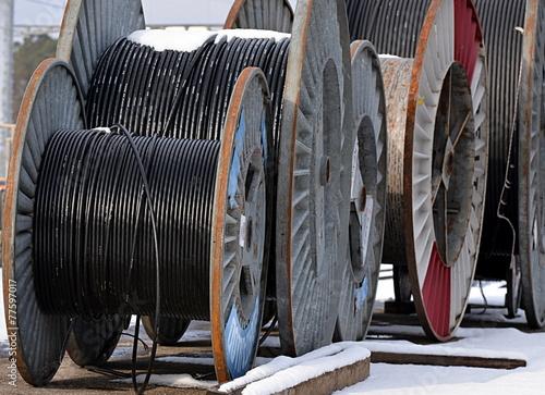 câble...bobines - 77597017