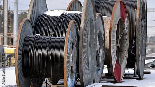 câble...bobines - 77597085