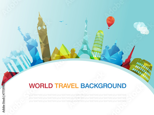 Travel and tourism - 77599674