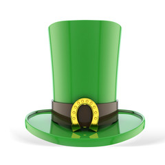St Patrick's Hat with Horse Shoe Buckle