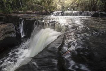 Khlong Larn Waterfall