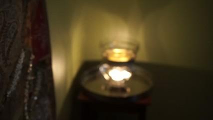 Ayurvedic Indian massage oil for massage