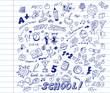 School pattern - 77606214