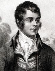 Robert Burns, Scottish poet and lyricist