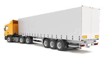 Truck - Orange - Shot 22