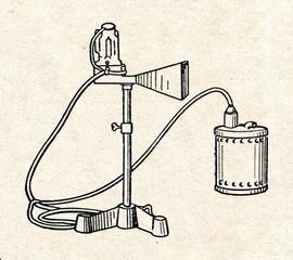Microwave transmitter