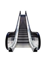 Escalator, conceptual image.
