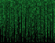 green matrix - 77609841