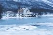 Norway in winter - trip near Tromso - 77610445