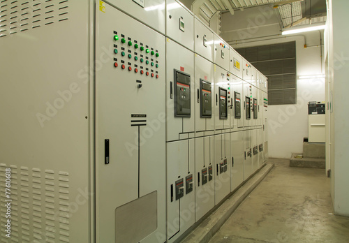 Electric amperage control room - 77610688