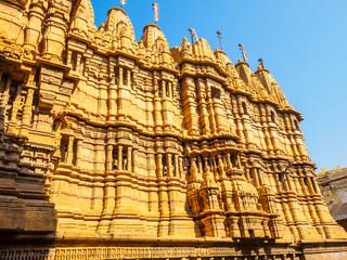 Temple in Jaisalmer Fort