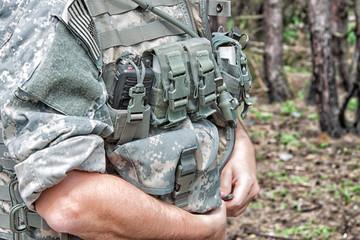 US Soldier's Gear