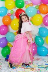 Beautiful sweet princess
