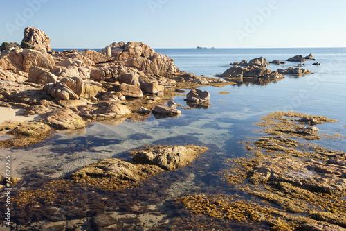 Aluminium La Sardegna, un mare spettacolare e limpido