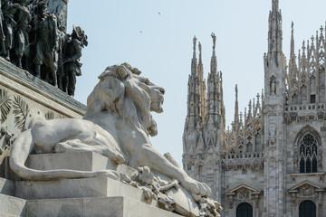 Milano, leone 2