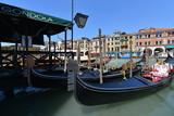 Gondole a Venezia Italia