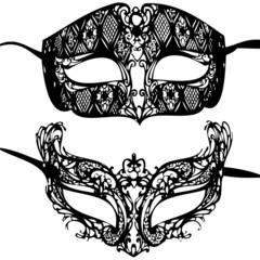 Maschere di Stoffa per Carnevale