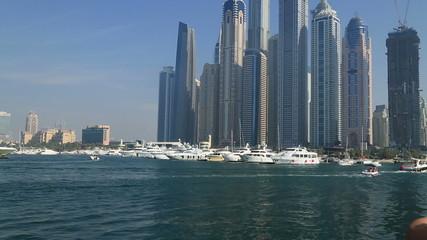 Skyscrapers in the Dubai