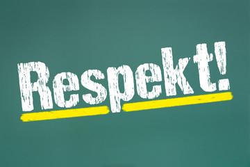 Respekt!