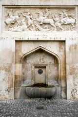 Alter Brunnen in Sopron