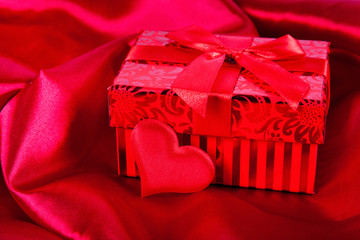 gift box for Valentine's day