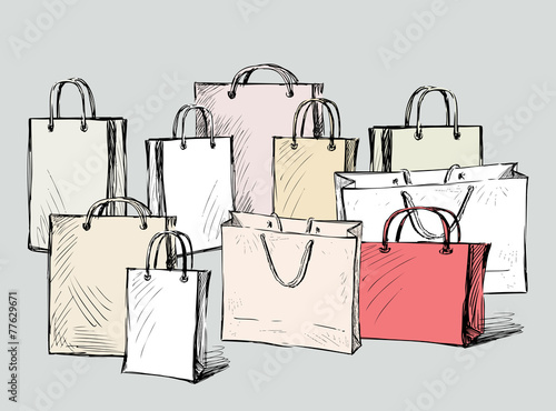 purchases bags - 77629671