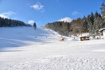 Winter Landschaft Schnee Mehlmeisel