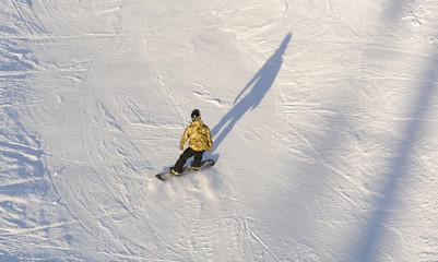 snowboard yapmak