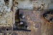 ruggine blocco porta 2