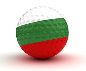 Bulgarian Golf Ball