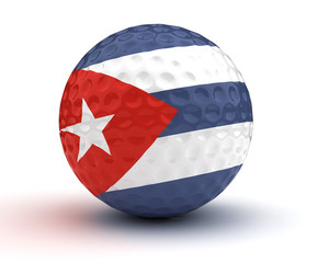 Cuban Golf Ball