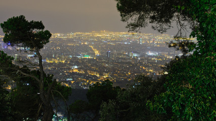 Night Barcelona