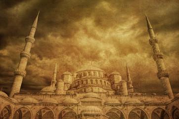 Blue Mosque,Sultanahmet@Istanbul