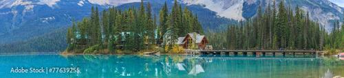 Plexiglas Canada Emerald Lake