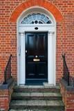 Fototapety front door