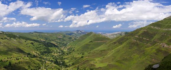Valle del Miera. Cantabria.